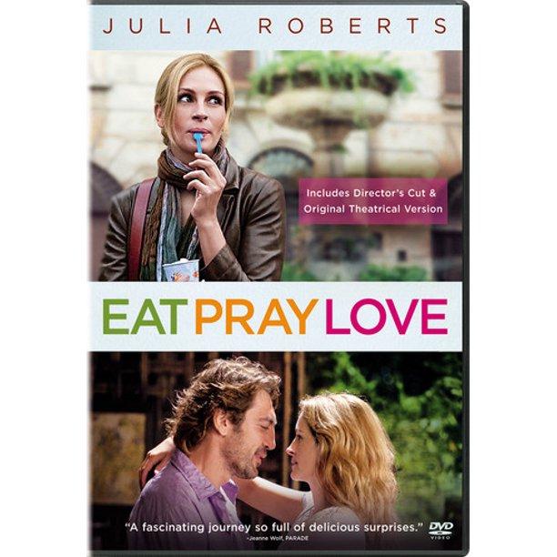 Eat Pray Love Dvd Walmart Com Walmart Com
