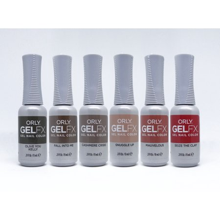Orly The New Neutral Collection Fall 2018 Gel FX Gel Nail Polish Set ...
