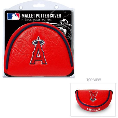 Team Golf MLB Los Angeles Angels Golf Mallet Putter Cover