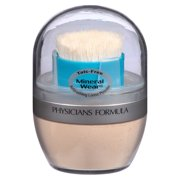 Physicians Formula Mineral Wear® Talc-Free Mineral Airbrushing Loose Powder SPF 30, Translucent Light