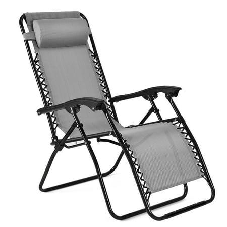 Zero Gravity Chair Anti Gravity Outdoor Lounge Patio