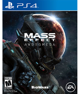 MASS EFFECT: ANDROMEDA (Playstation 4) by Electronic Arts