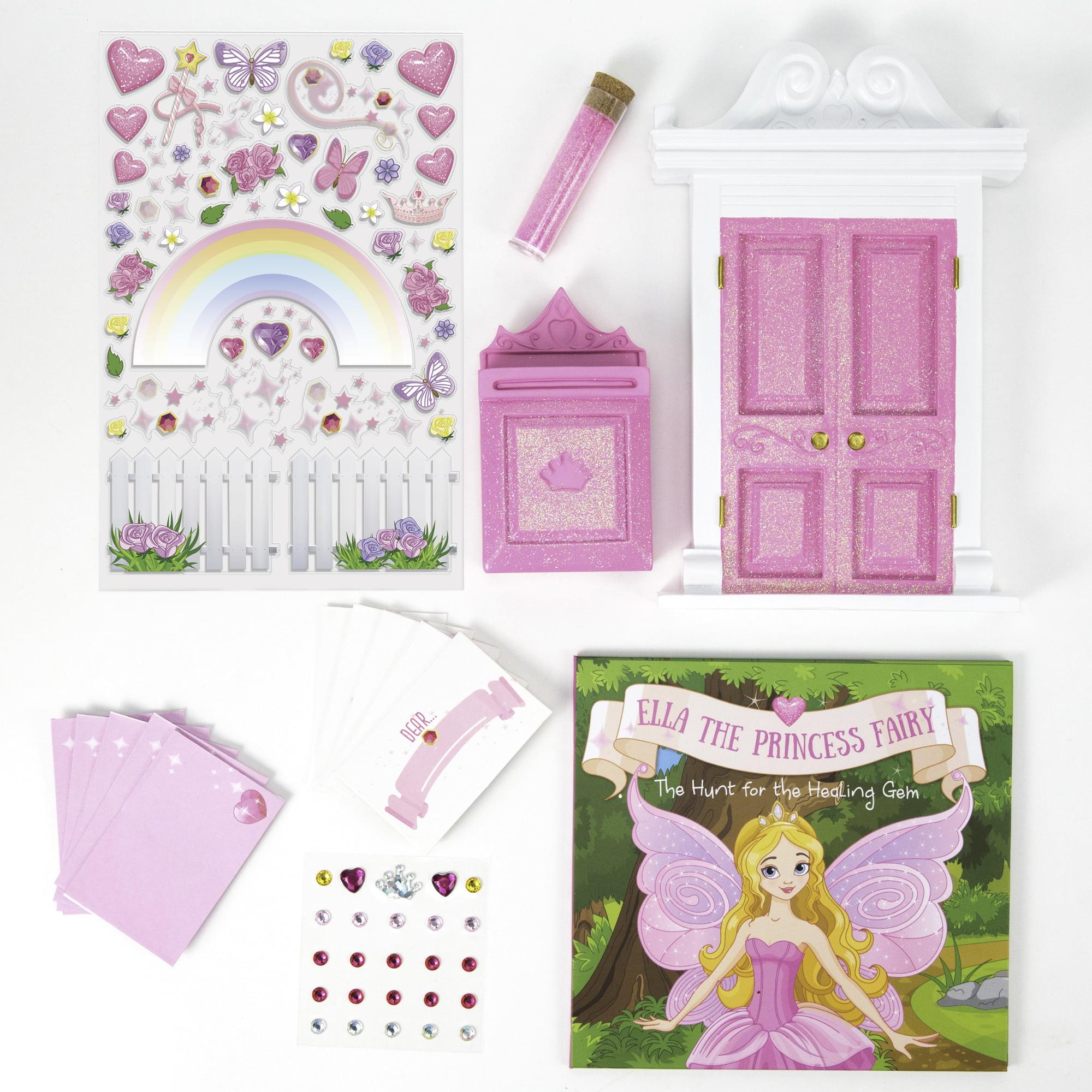 My Fairy Doorways Princess Fairy Door by Horizon Group USA - Walmart.com  sc 1 st  Walmart & My Fairy Doorways Princess Fairy Door by Horizon Group USA ... pezcame.com