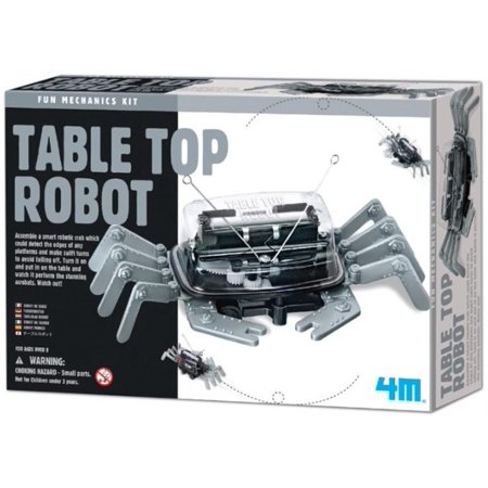 Table Top Robot Kit - Make Your Own Robot Kit