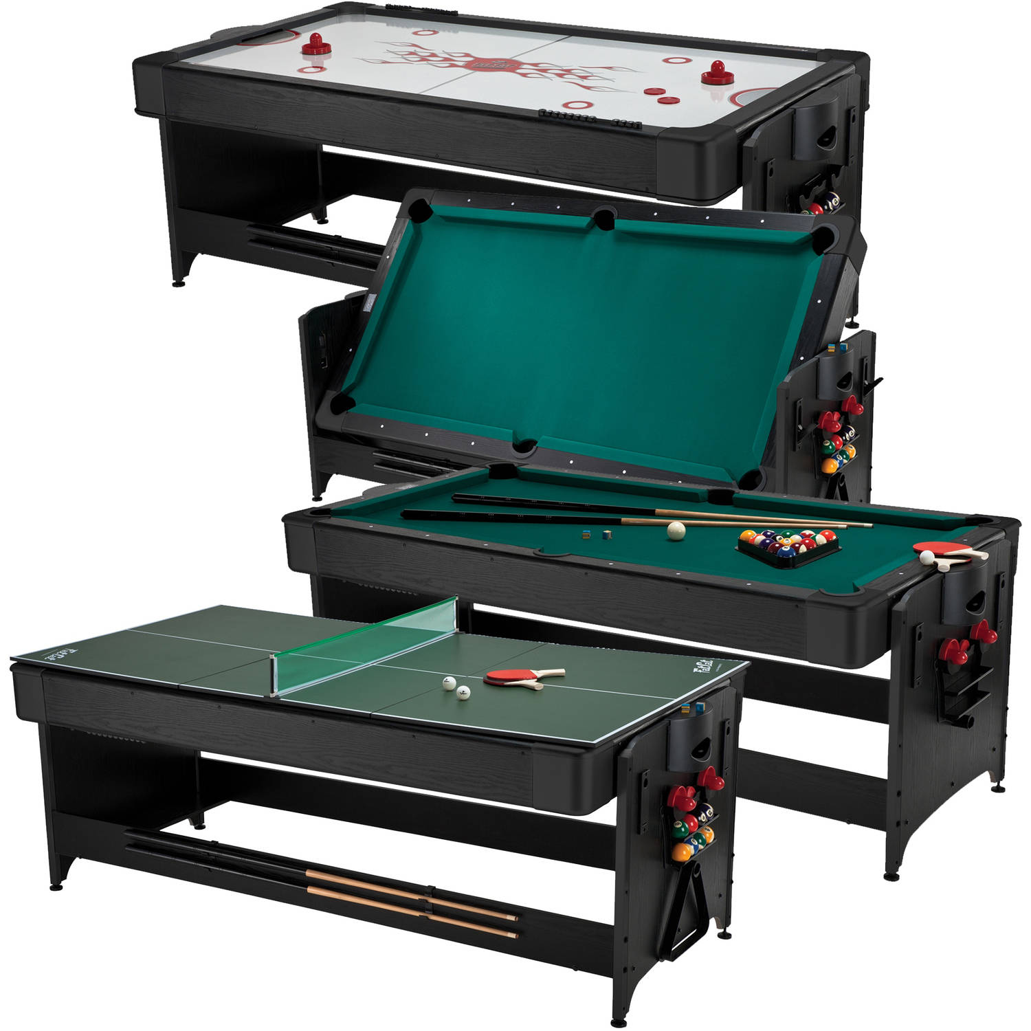Fat Cat Pockey 7' 3-in-1 Game Table