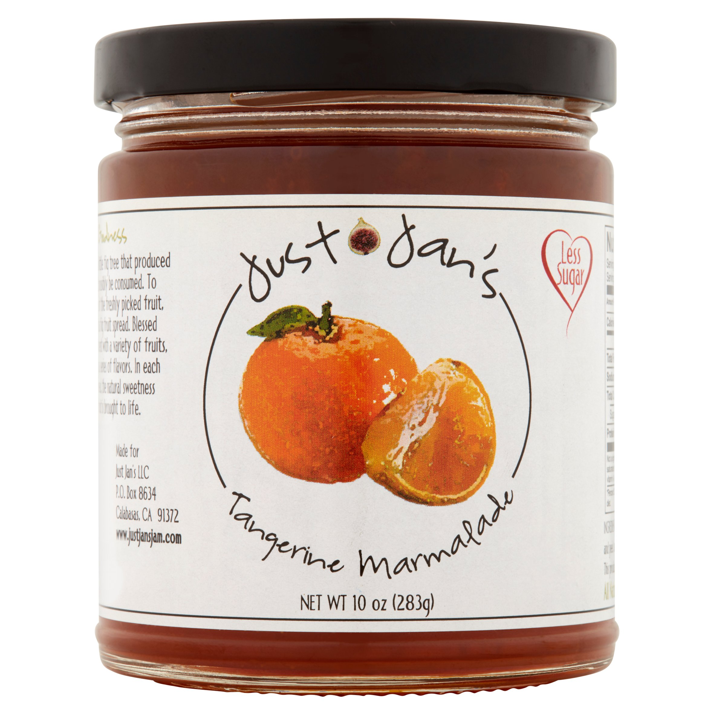 Just Jans, Marmalade Tangerine, 10 Oz (Pack Of 6) by Just Jan's LLC
