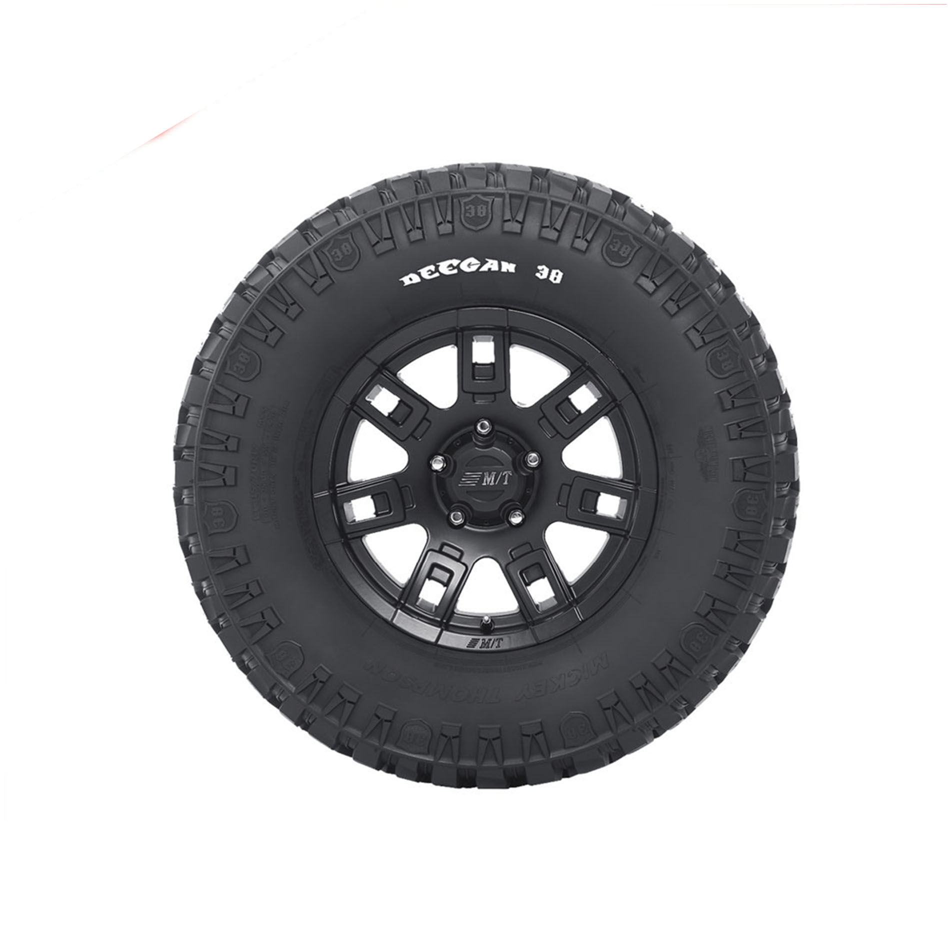 1 PC New Mickey Thompson All Terrain Tires P255/70R16 111T For Passenger Car