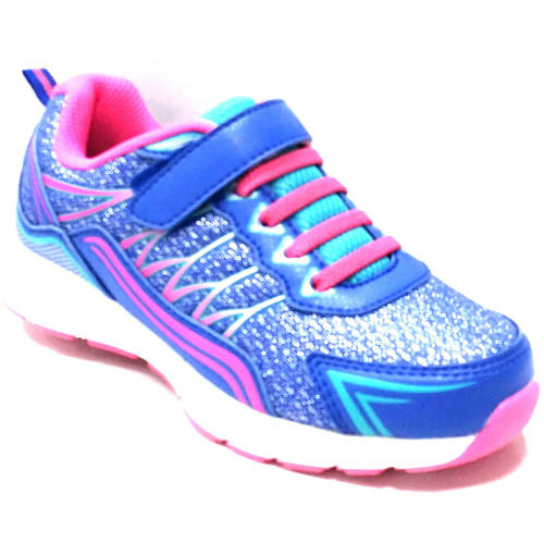 Girls' Glitter Athletic Shoe by