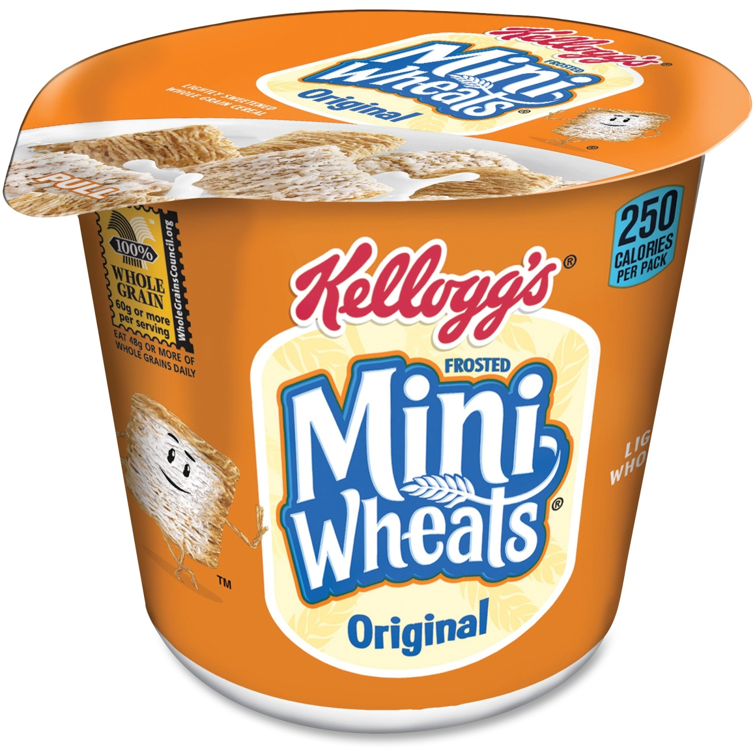 Frost Mini Wheats Cereal