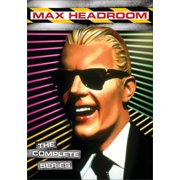 Max Headroom: The Complete Series (DVD)