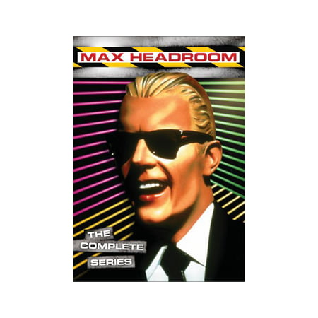 Max Headroom: The Complete Series -
