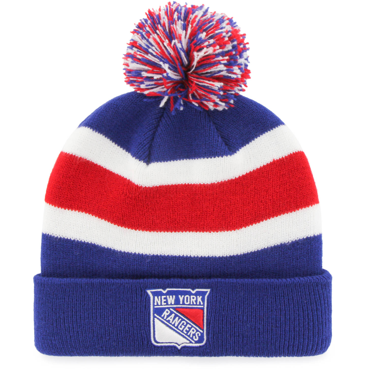 NHL New York Rangers Mass Breakaway Cap - Fan Favorite
