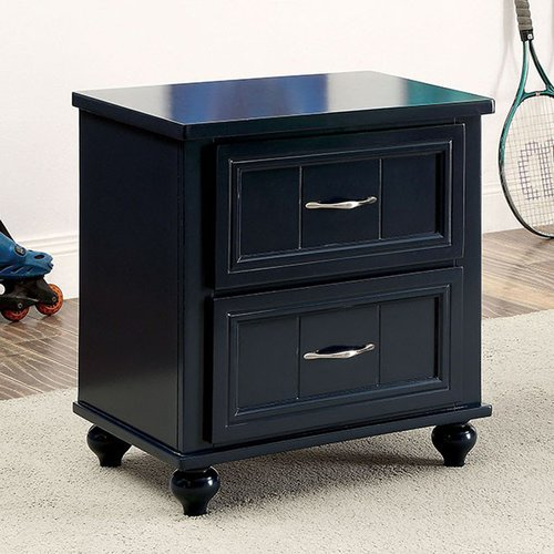 Zoomie Kids Kerlin 2 Drawer Nightstand