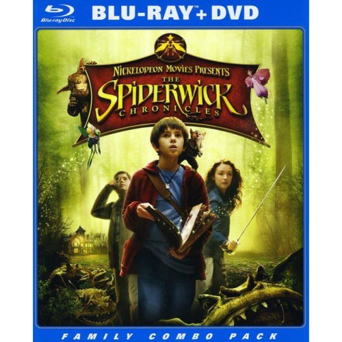 The Spiderwick Chronicles (Blu-ray + DVD) (Widescreen)