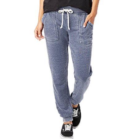Alternative Ladies' Long Weekend Burnout French Terry Pants