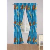 Lion King Deep Jungle Kids' Curtains, Set of 2, Walmart.com Exclusive