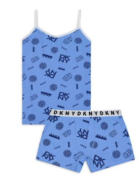 DKNY Girls Cami and short set, 2 Piece Set Sizes S - L