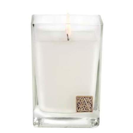 SMELL OF SPRING Aromatique Cube 12 oz Glass Scented Jar Candle