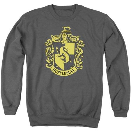 Trevco HARRY POTTER Charcoal Adult Unisex Crewneck Sweatshirt