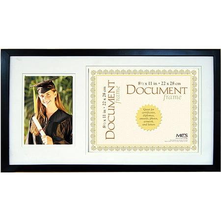 graduation photo and diploma picture frame - Diploma Frames Walmart
