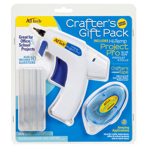AdTech Mini Glue Gun Gift Pack