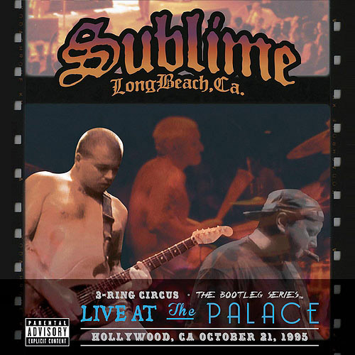 3 Ring Circus: Live At The Palace (Explicit) (2 CD and 1DVD)