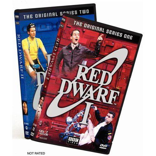 Red Dwarf: Series 1 & 2 (Full Frame)