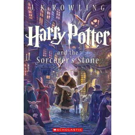 Harry Potter And The Sorcerers Stone  Book 1   Paperback