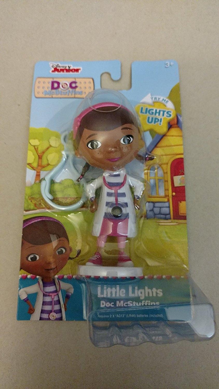 Disney Junior Doc McStuffins Little Lights with Clip-on Hook by
