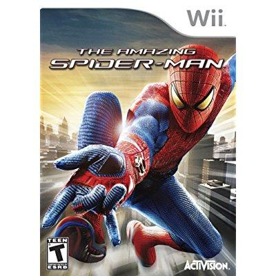 The Amazing Spider-Man - Nintendo Wii
