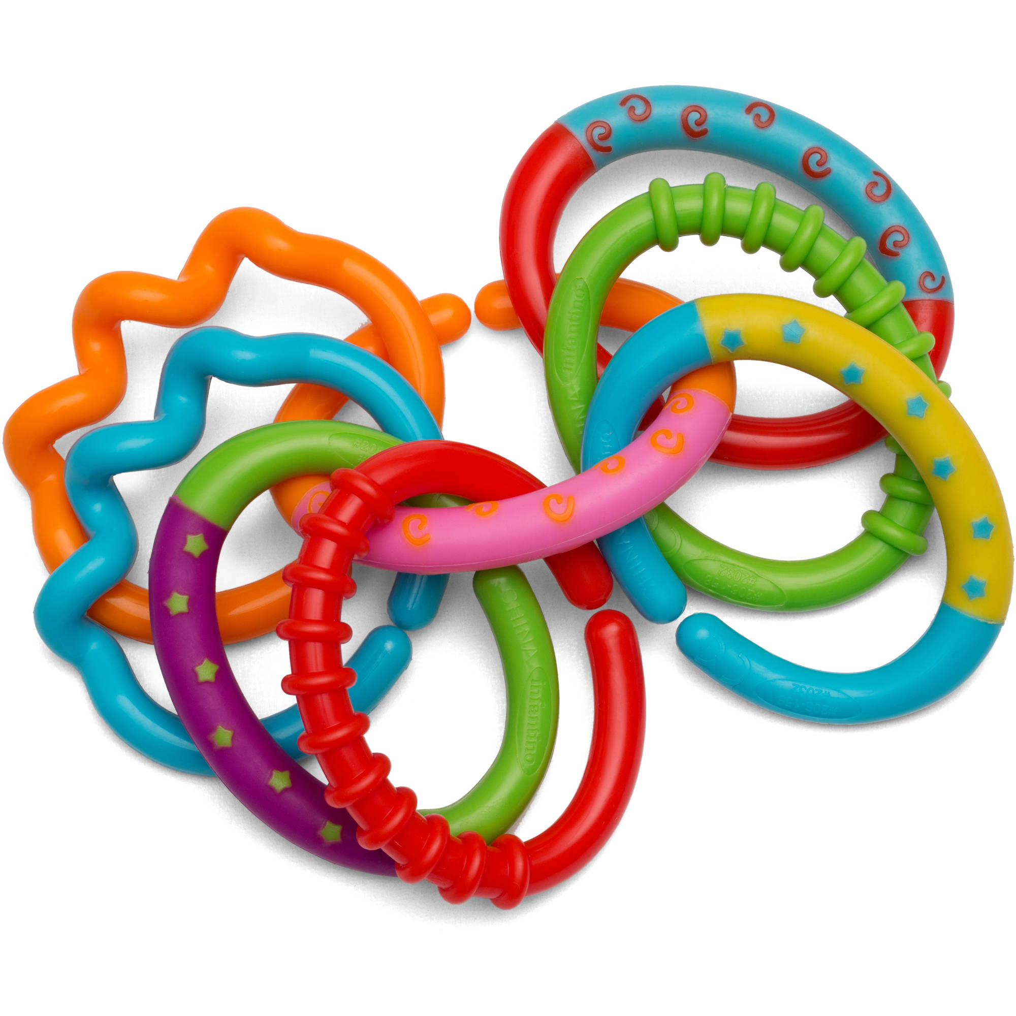 Infantino See Play Go Ring Links