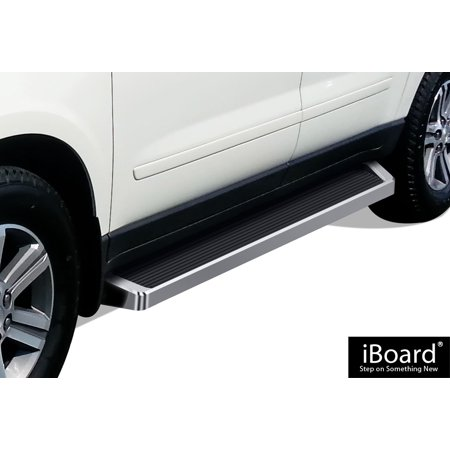 Gmc Yukon Carr Side Steps (iBoard Running Boards Style Custom Fit 2007-2017 Chevy Traverse & 2007-2016 GMC Acadia & 2007-2010 Saturn Outlook (Nerf Bars | Side Steps | Side Bars))