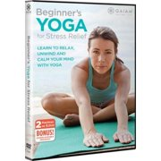 Beginner's Yoga For Stress Relief by Gaiam