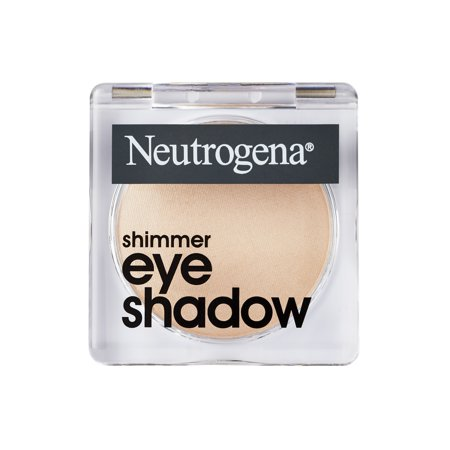 Neutrogena Shimmer Eye Shadow with Vitamin E, Silk Stone, 1.0 (Best Eyeshadow For Gray Eyes)