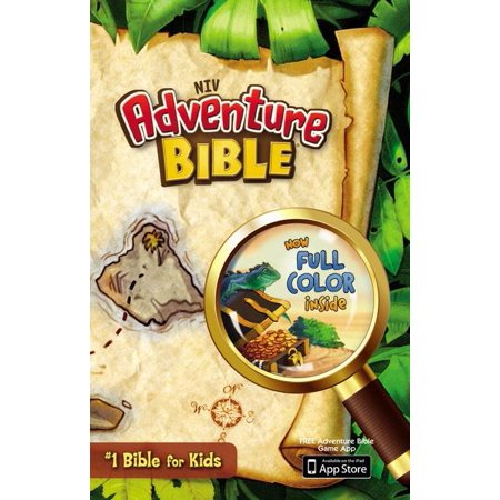 Adventure Bible: Adventure Bible, NIV (Hardcover)