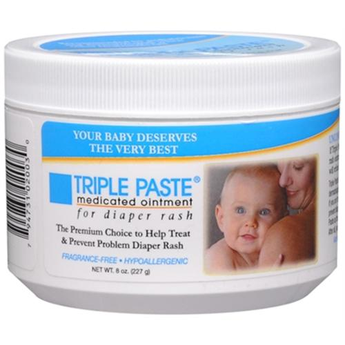 Triple Paste Medicated Ointment 8 oz (Pack of 2)