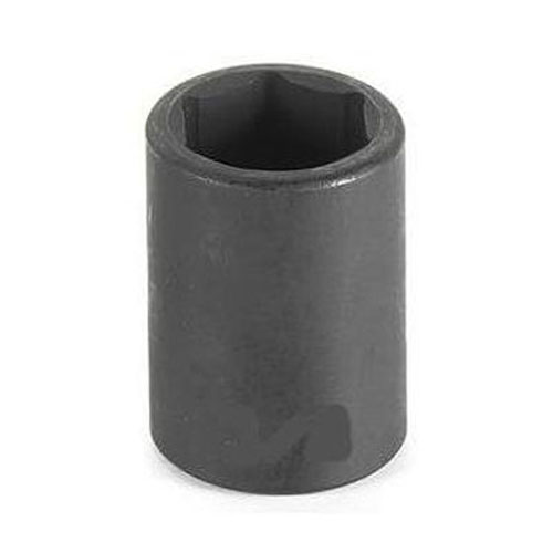 "Grey Pneumatic 2023M 1/2"" Drive x 23mm Standard Socket"