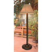 Outdoor Lamp company 110Brz Traditional Shade Lamp - Bronze