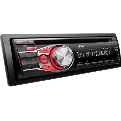 JVC In-Dash CD Receiver, KDR330 - Walmart.com on