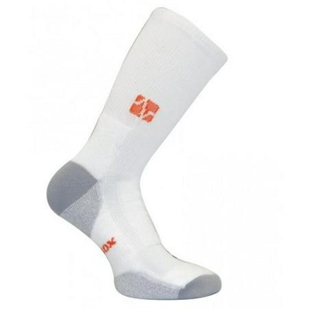 VT 0313T Tennis Extra Cushion Crew Socks, White - Medium - image 1 de 1