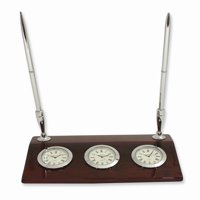 Desktop Weather Station 3-zone Clock2 Pens