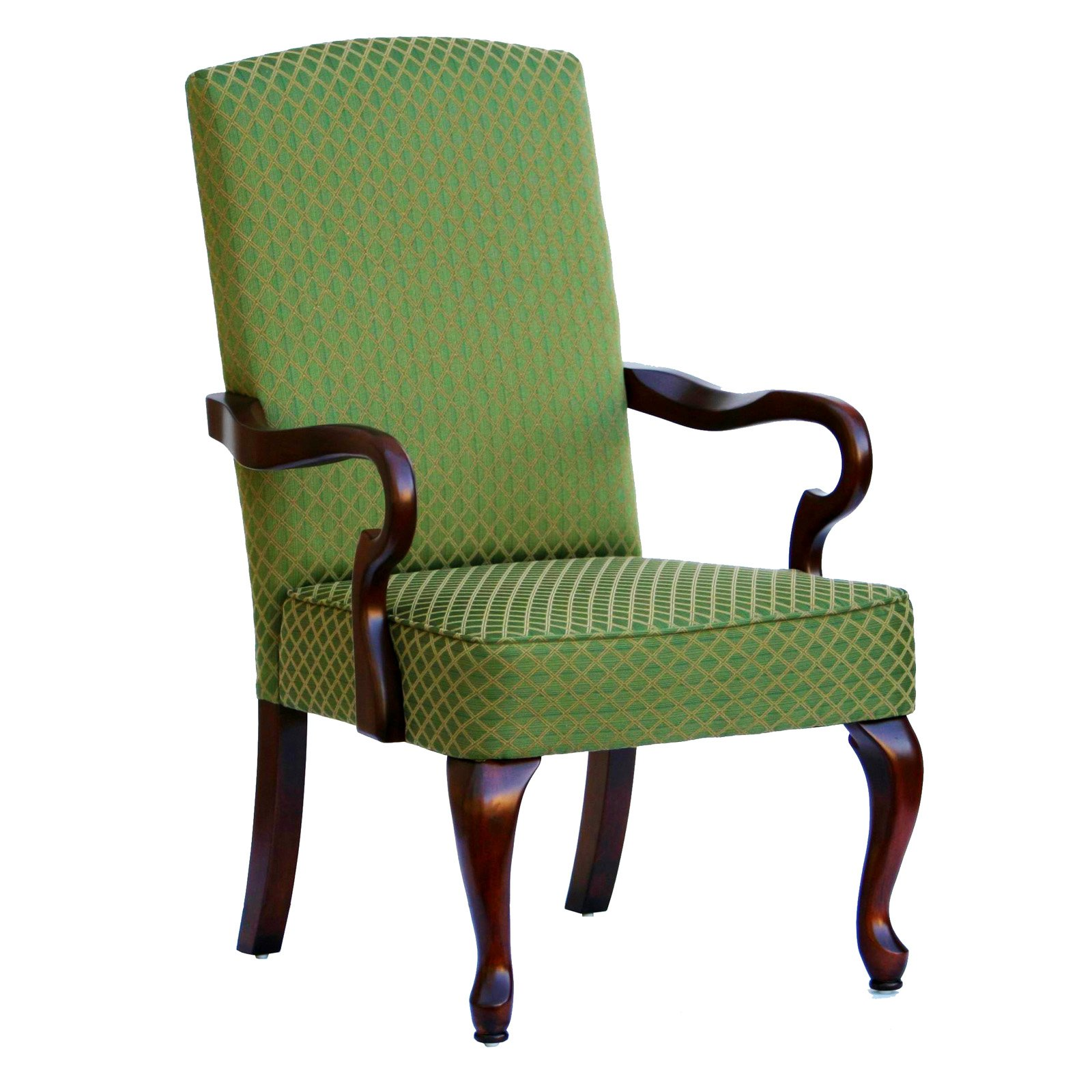 Sofa Mart Accent Chairs: Hampton Upholstered Arm Chair
