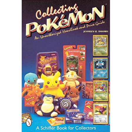 Collecting Pokemon : An Unauthorized Handbook and Price Guide ()
