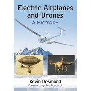 Electric Airplanes and Drones - eBook