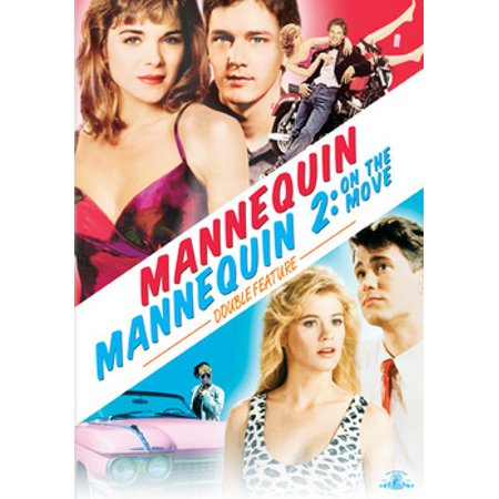 Mannequin / Mannequin 2: On The Move (DVD) - Halloweentown On Dvd