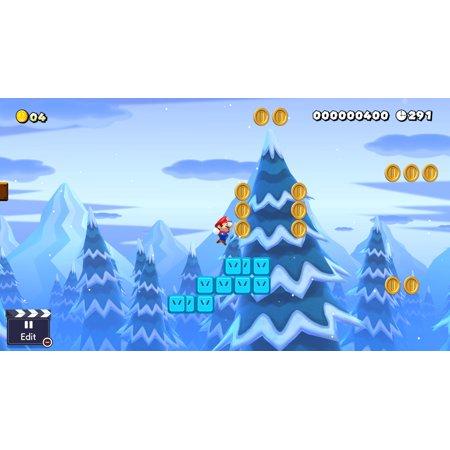 Super Mario Maker 2, Nintendo, Nintendo Switch, 045496596484