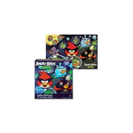 Angry birds space super 3d puzzle walmart angry birds space super 3d puzzle voltagebd Images