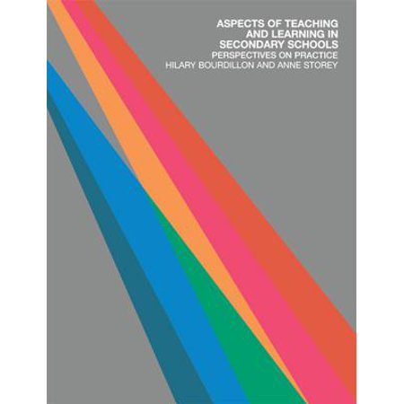 Aspects of Teaching and Learning in Secondary Schools - (Aspects Of Teaching And Learning In Secondary Schools)