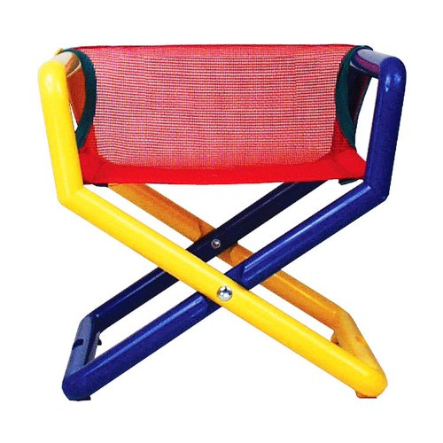 Hoohobbers Junior Director Chair Primary Mesh  sc 1 st  Nextag & Toddler beach chairs | Compare Prices at Nextag