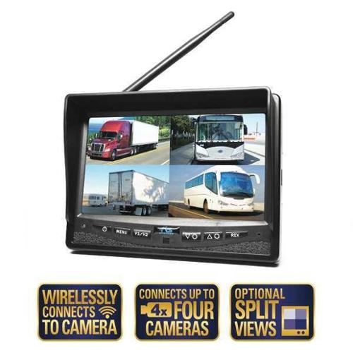 Rear View Safety/Rvs Systems Wireless Back-up Camera Syst...